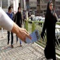 پخش تراکت در قزوین