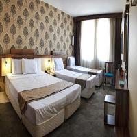 هتل سه ستاره هاترا