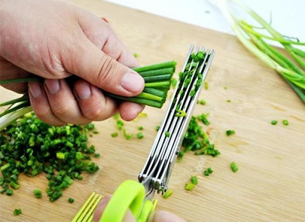 قیچی سبزیجات اصل