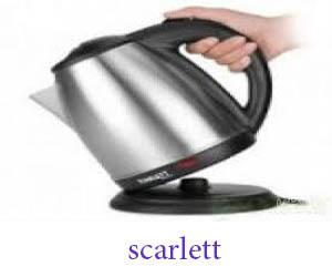چای ساز اسکارلت