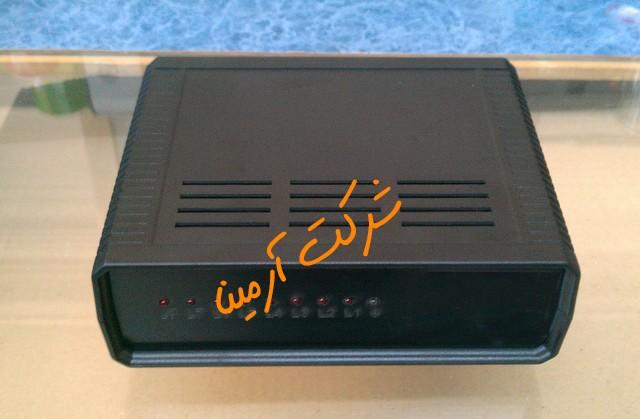 دستگاه کالر آیدی یا شماره انداز هشت خط USB ـ (POS)