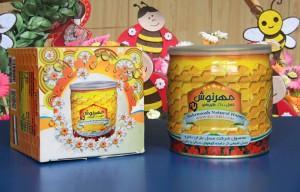 شهد عسل طبیعی مهرنوش ساکارز 2