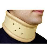 گردنبند طبی طلقی (سخت)