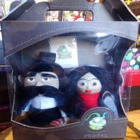 عروسک های مانترا Mantra