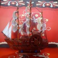 کشتی چوبی موزیکال