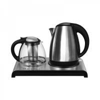 چای ساز و قهوه ساز با قوری استیل اضافه مدل NX-12TF