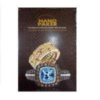 محلول پاک کننده طلا و جواهرات نانو پاکر