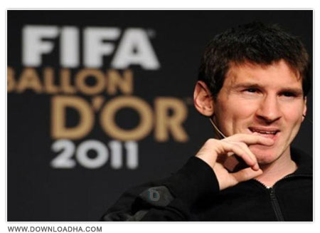 مراسم انتخاب  بهترین های فوتبال جهان سال 2012