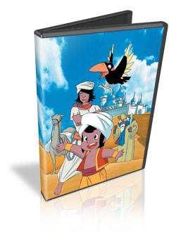 خرید کارتون سندباد دوبله فارسی و اصلی ( در 6 DVD )