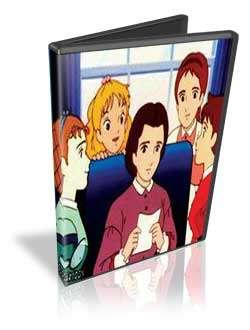 خرید کارتون زنان کوچک زبان اصلی ( در 3 DVD )