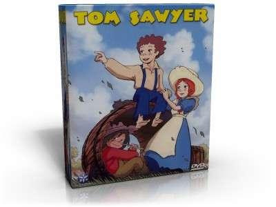 خرید کارتون داستانهای تام سایر (دوبله فارسی در 2 DVD)