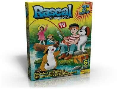 خرید کارتون رامکال (دوبله فارسی در 8 DVD)
