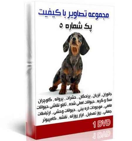 مجموعه عکـس با کیفیت ! پک شماره 5 (1 DVD)