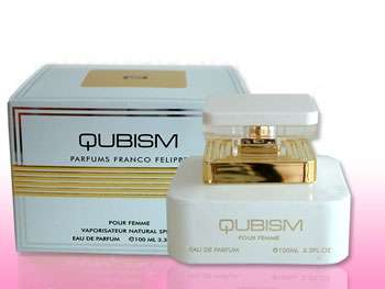 خرید ادکلن کوبیسم زنانه, خرید ادکلنQUBISM perfume زنانه امپر Emper