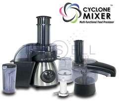 خرید پستی سایکلون میکـسر Cyclon Mixer | غذا ساز 5 کاره آشپزخانه