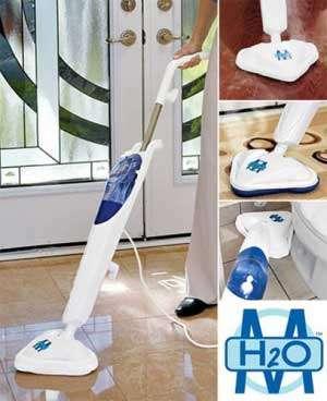 بخار شو هاش دو او ماپ H2O Mop (کف شوی و زمین شوی کف منزل)