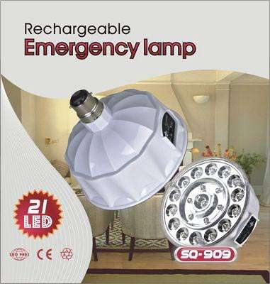خرید پستی لامپ اضطراری قابل شارژ LED