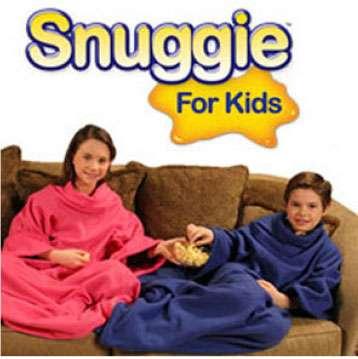 خرید پستی پتو اسناگی بچه گانه Snuggie For Kids, پتو اسناگی کودکان