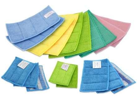 خرید پستی دستمالهای استار کلینر |دستمال جادویی Star Cleaner (ست 18کامل تایی )
