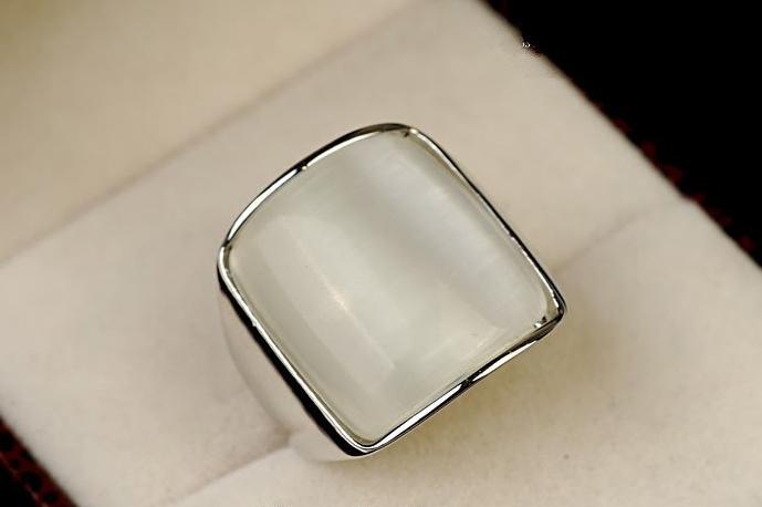انگشتر نقره ای ،سنگ سواروسکی ماتوزن
