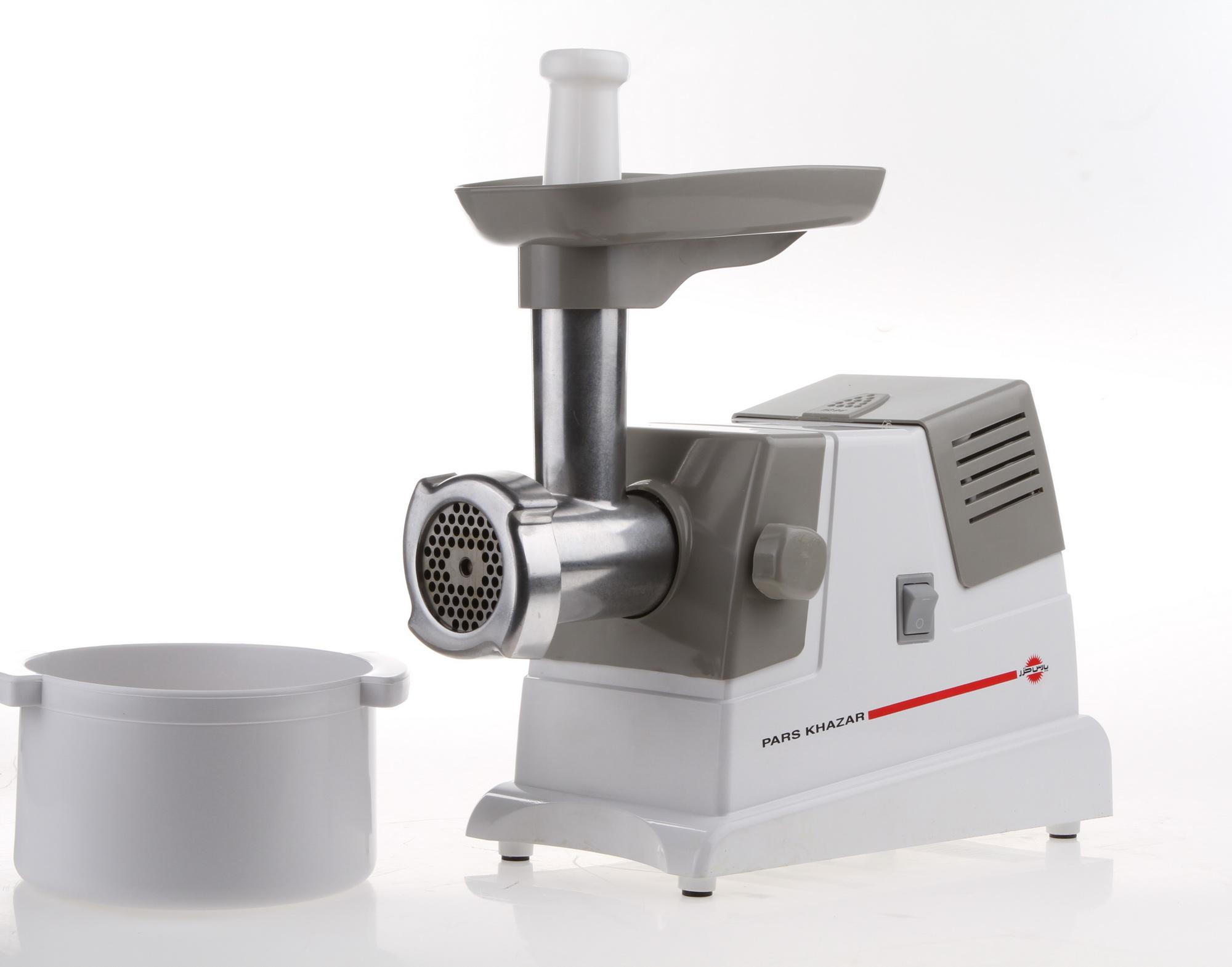 شبکه همراه بوش چرخ گوشت پارس خزر MG.1400-MG.1600